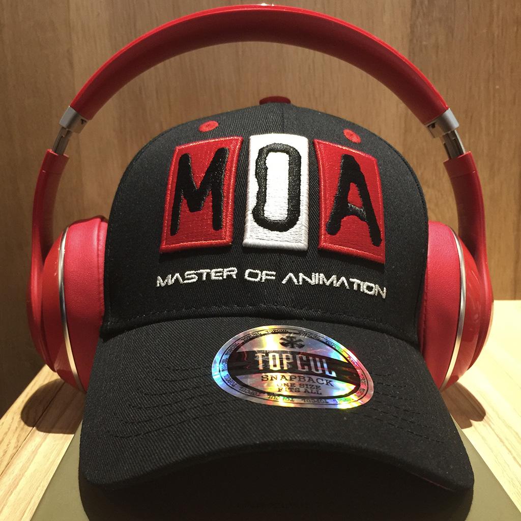 M.O.A 休闲帽